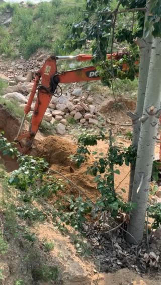 學徒記錄:裝石頭不好裝先挖個坑(內附師傅教學視頻)-帖子圖片