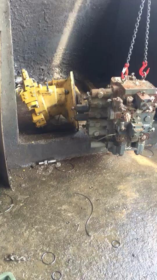 液压维修加工,各款机型泵阀修复