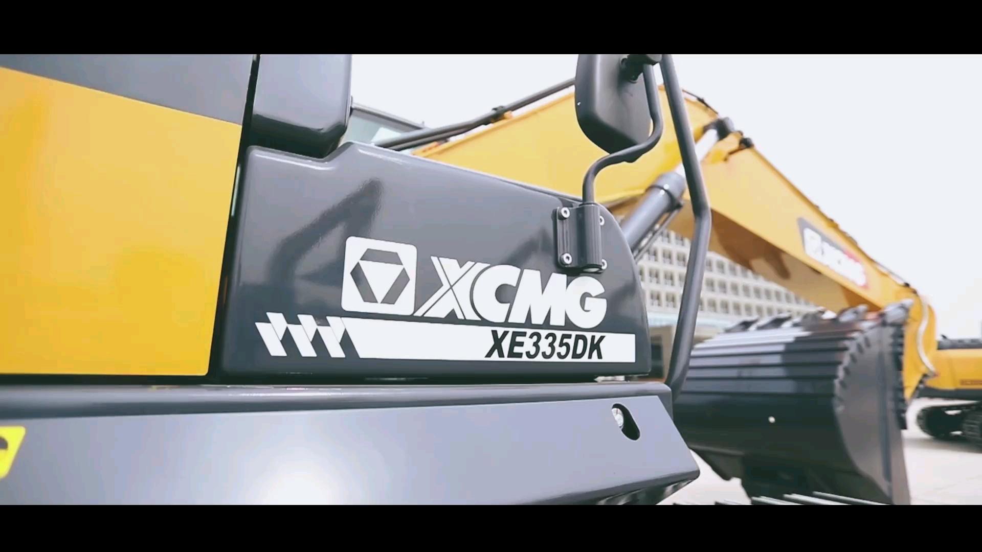 1年多装5000车,徐工XE335DK怎么做到的?