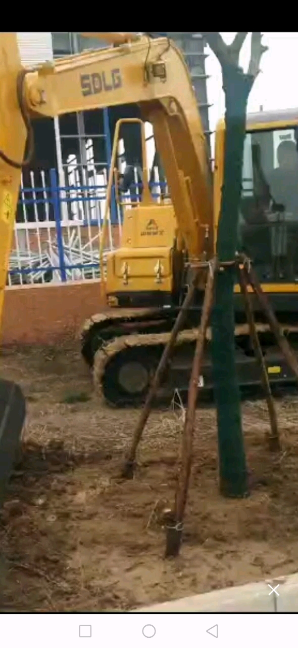 【百字评机】山东临工75挖掘机-帖子图片