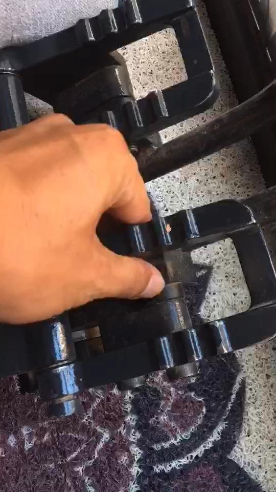 【爱机小松】进口小松PC 20MR选车记+使用报告