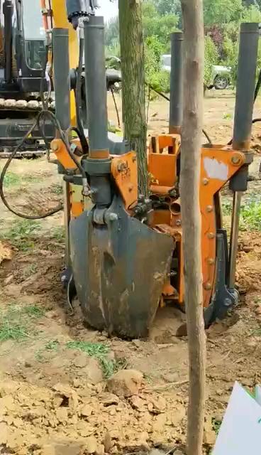 挖樹機-帖子圖片