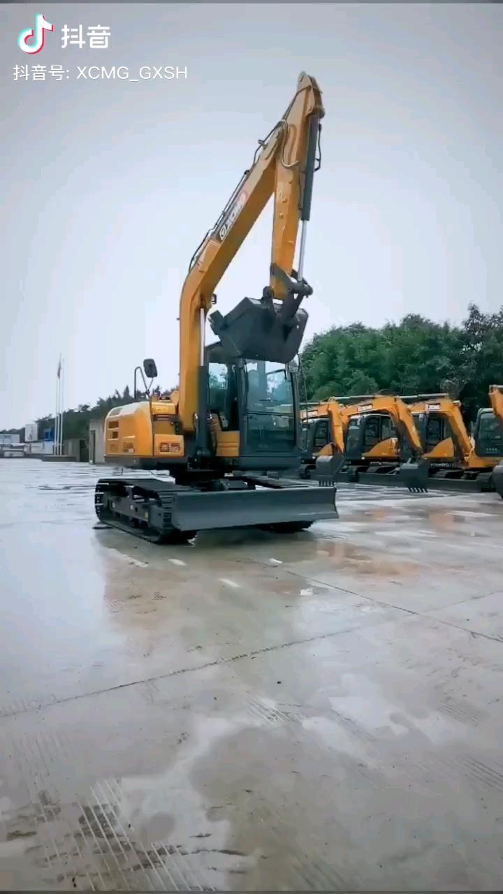 小挖王子—徐工XE75DA的优势