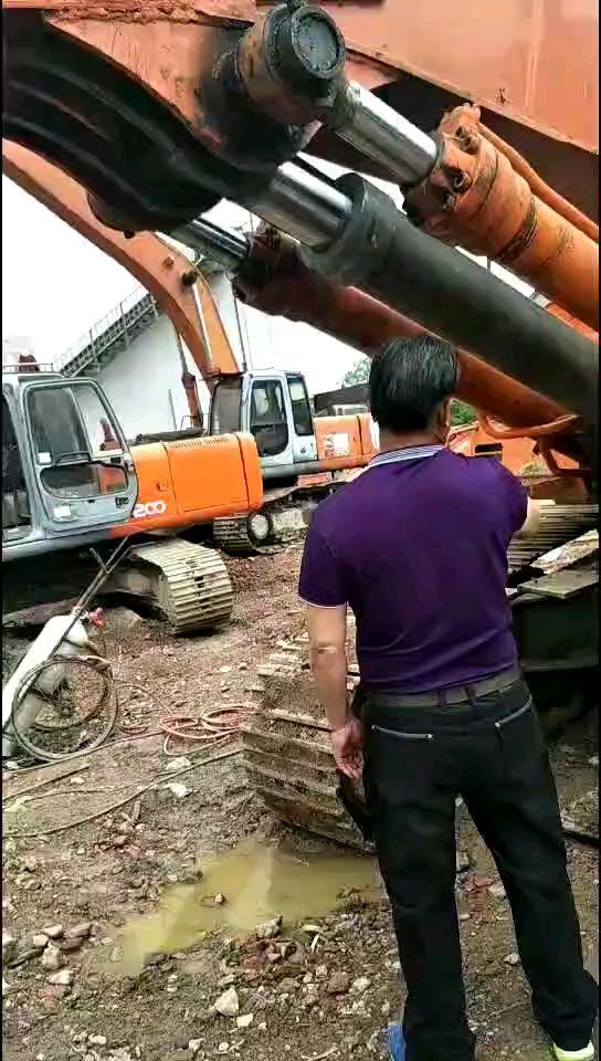 加長臂挖掘機-帖子圖片