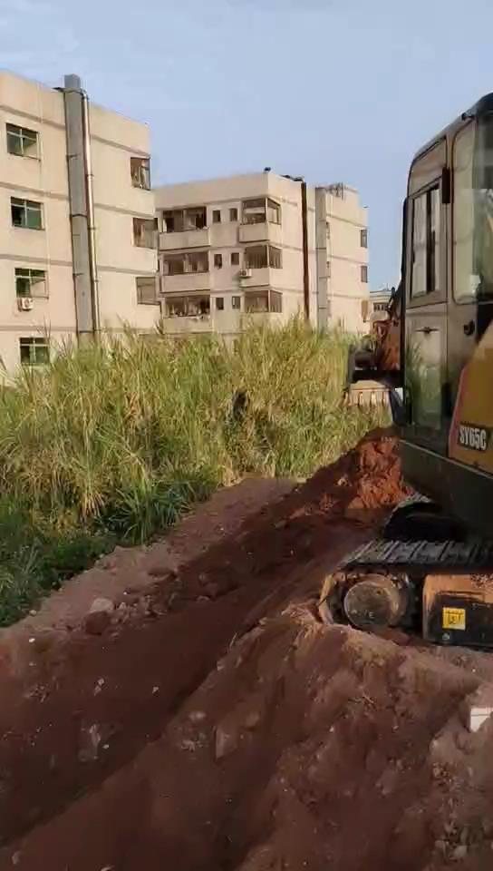 新手如何學習挖掘機甩土-帖子圖片