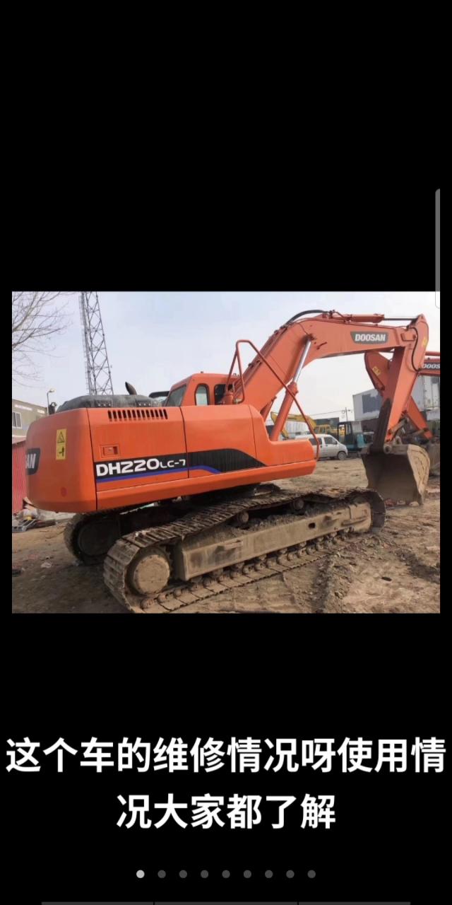购买二手挖掘机需要注意的几件事-帖子图片