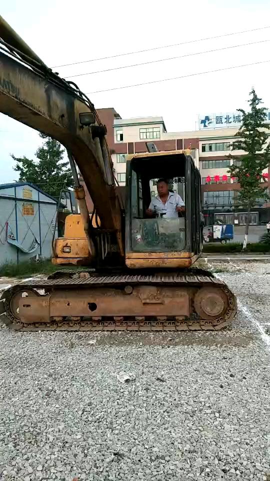 【我说铲车】胖哥微挖前身与莱工08,20小装的故事!