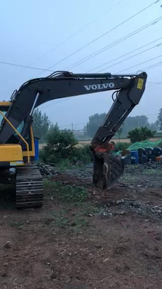 我想 问问挖掘机挂牌