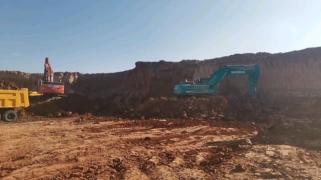 【飞哥说车19】矿山新秀——山河智能SWE600F挖掘机