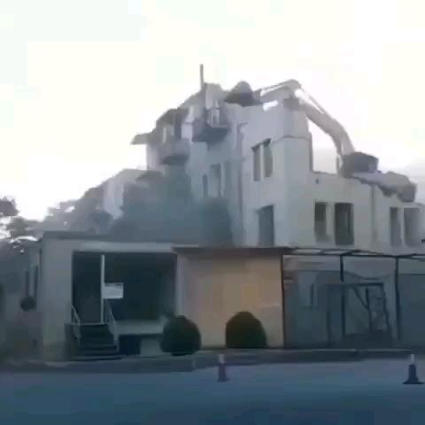 拆迁有风险