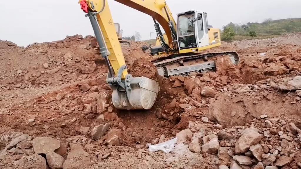 利勃海爾R934C液壓挖掘機的粗略了解-帖子圖片