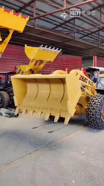 935礦井裝載機 30井下鏟車-帖子圖片