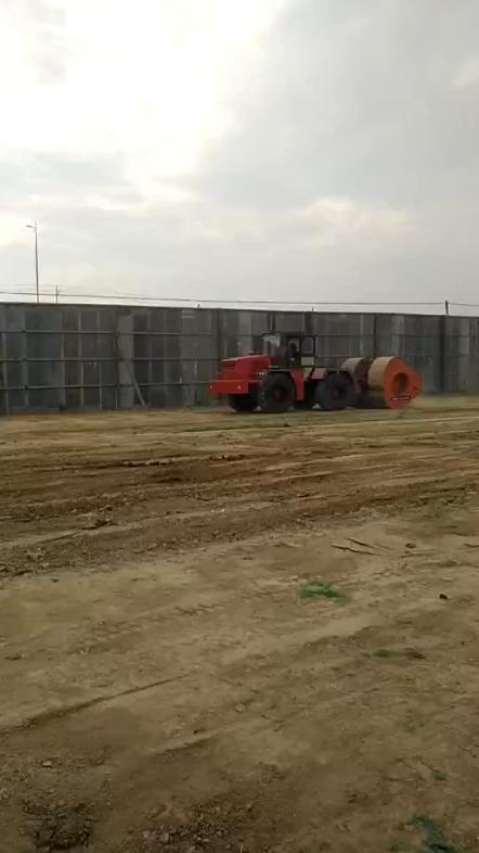 你可能没见过的筑路机械!