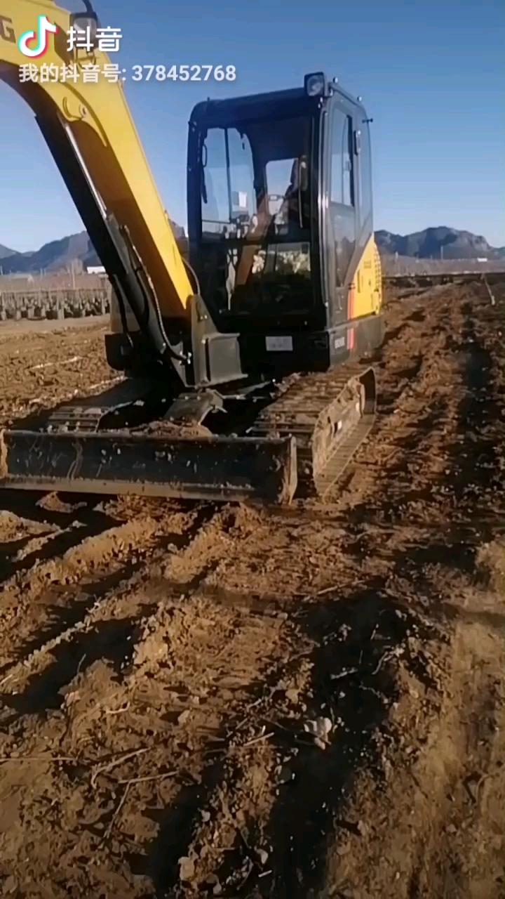 柳工906E小挖机,支持国产,越来越好