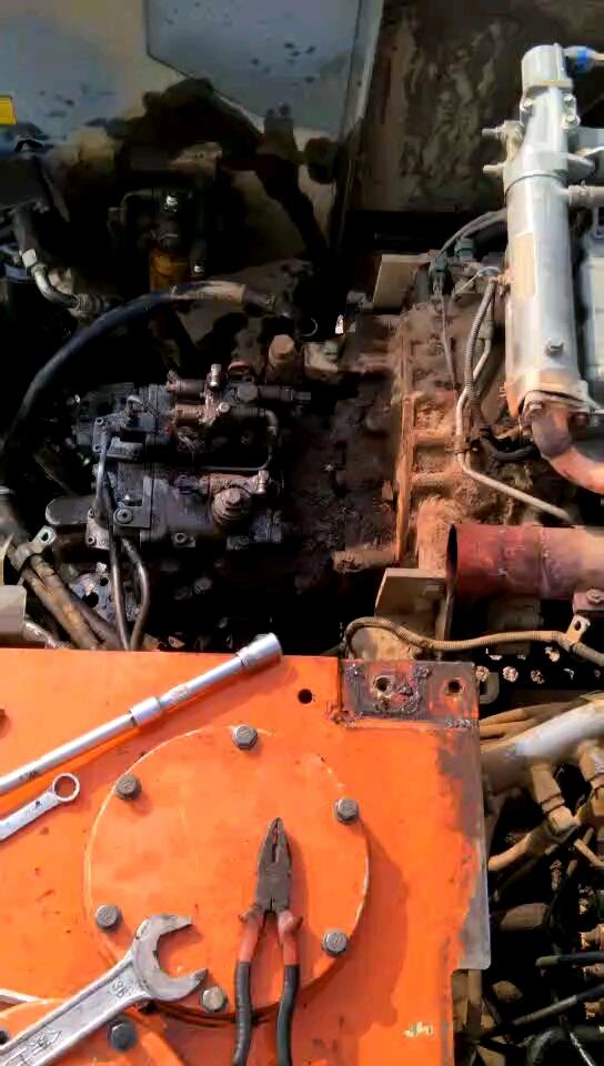 日立泵阀拆卸调试