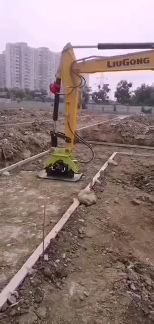 振动夯 挖机属具-帖子图片