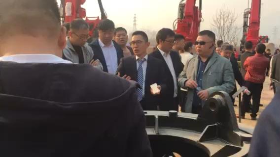 直播:北京三一智造春季订货会玩的真大,买旋挖钻抽宝马