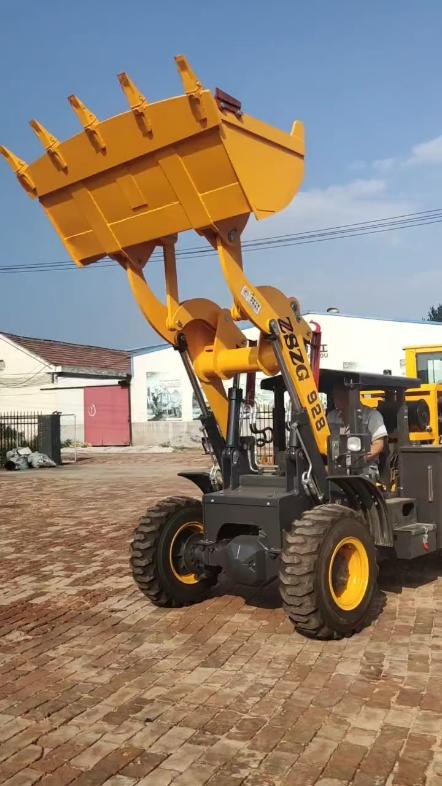 井下裝載機,小型礦井鏟車-帖子圖片