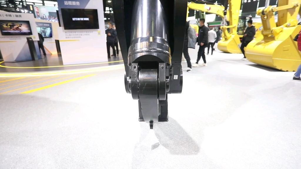 【设备展示】新一代Cat 323GC配S3025液压剪