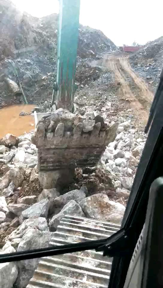 老司机带你们了解矿山上的那些事