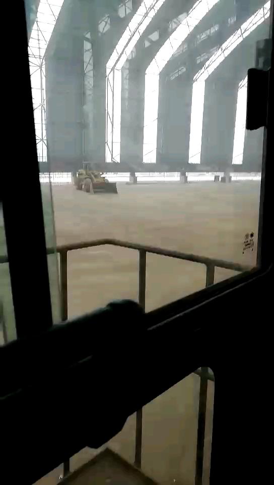 【2018开工大吉】挖机转行抓钢机。