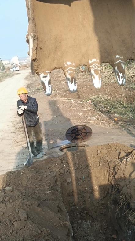 市政工程找地下管路技巧