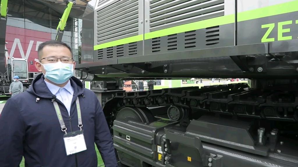 【铁甲评测】可靠的矿山一哥!中联重科ZE700G