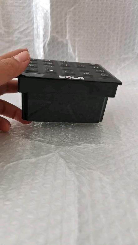 临工大挖空调面板