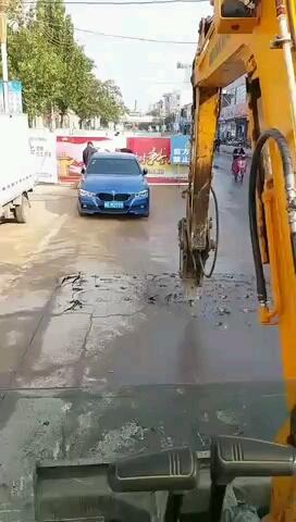 龙工6065挖掘机6000小时用车报告