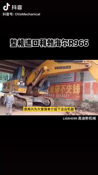 利渤海尔R966机型介绍