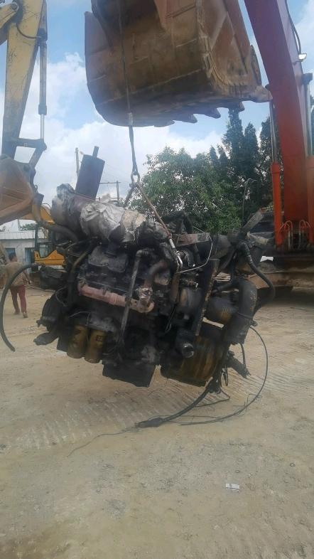 卡特988F装载机发动机了解一下