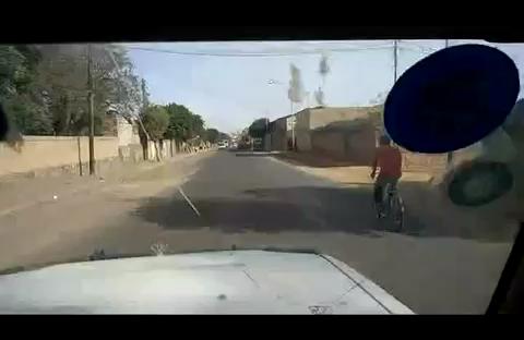 我在非洲修挖机(14)再见非洲!再见我的朋友!
