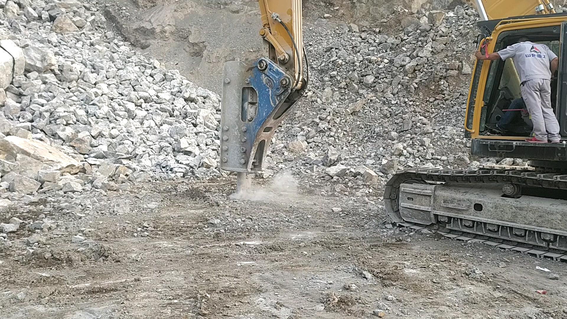 【我是说车达人】国产打锤王山东临工500效率品质成就客户
