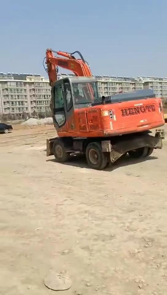 彭浦70小轮挖