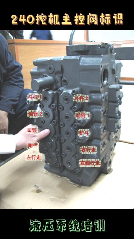 全套挖掘機液壓電路發動機維修資料-帖子圖片