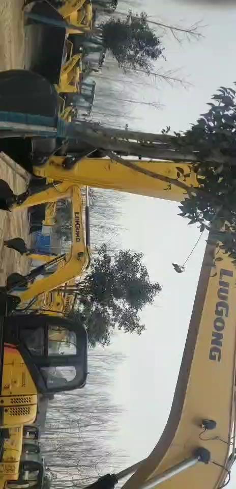 【购车记】对比7款20吨挖机,最终喜提沃尔沃EC200D