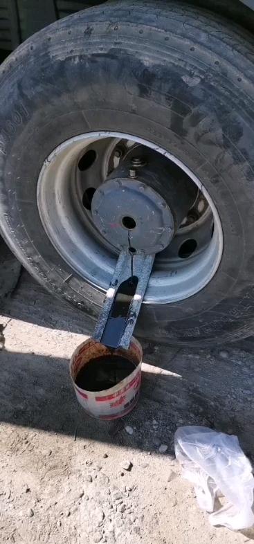 混凝土泵车保养2