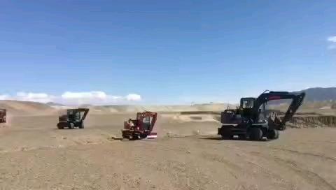 【视频征集】国产挖机越来越好