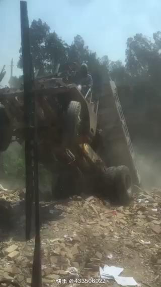 【铁甲视频】工程车中的王者,四不像