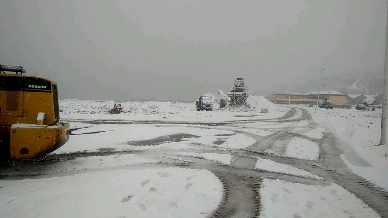 连续好几天降雪,老铁你们那下雪了吗?
