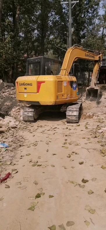 【我是柳工铁粉】柳工CLG9075E挖掘机使用报告
