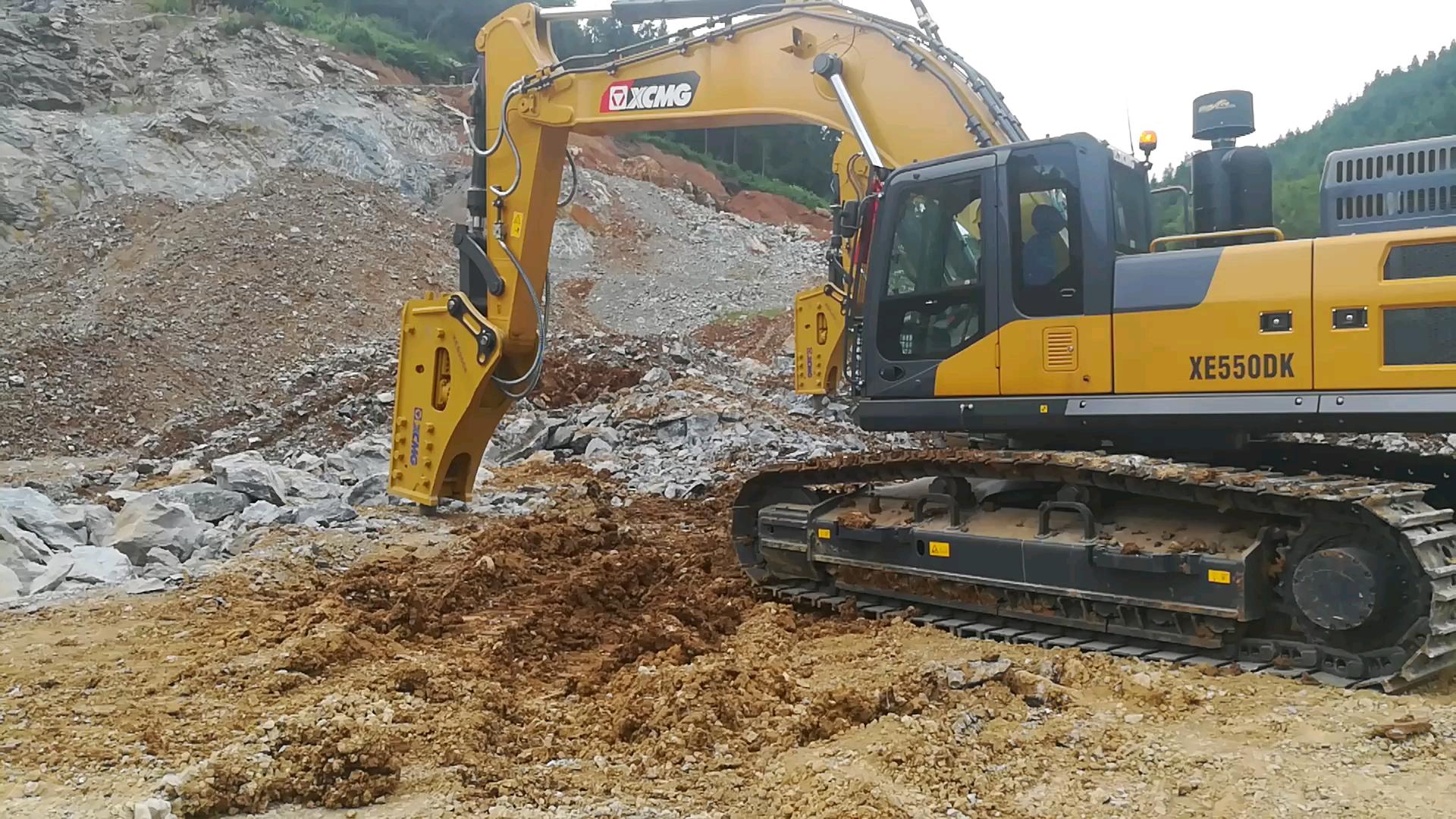 【直播貼】綠色礦山,徐工挖機大有可為-帖子圖片