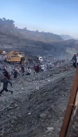 """缅甸矿区,不一样的""""百米冲刺"""""""