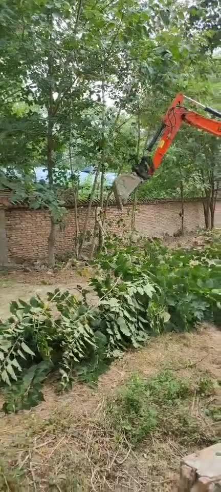 砍树,挖机全能系列