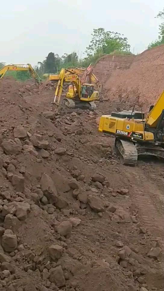 【我的好伙伴】三一SY215C挖掘机533小时使用报告-帖子图片