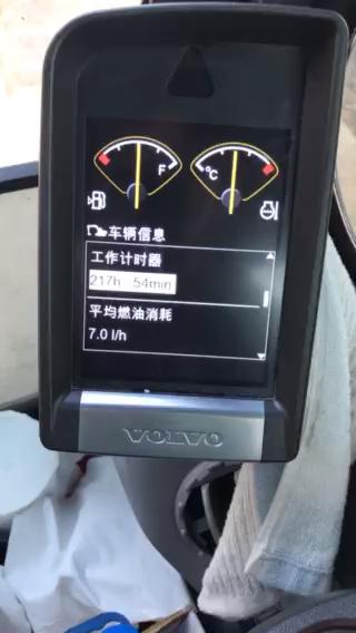提车一个月沃尔沃120D使用报告!