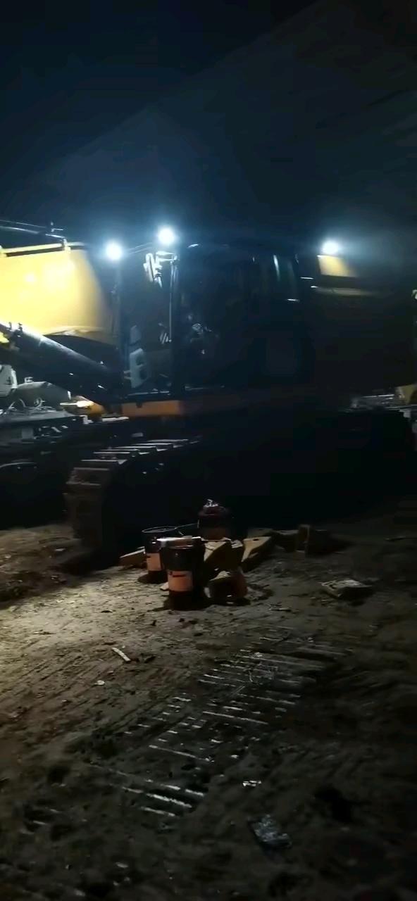 【我要上頭條】買挖機買到麻木之喜提卡特349-帖子圖片