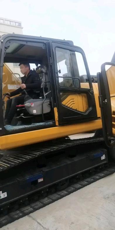 【買車記】喜提柳工CLG920E挖掘機-帖子圖片