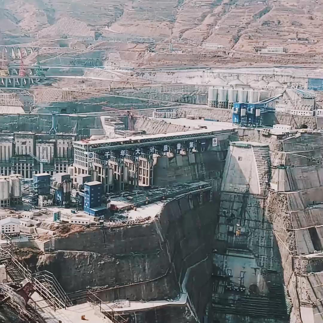 白鹤滩水电站—世纪工程