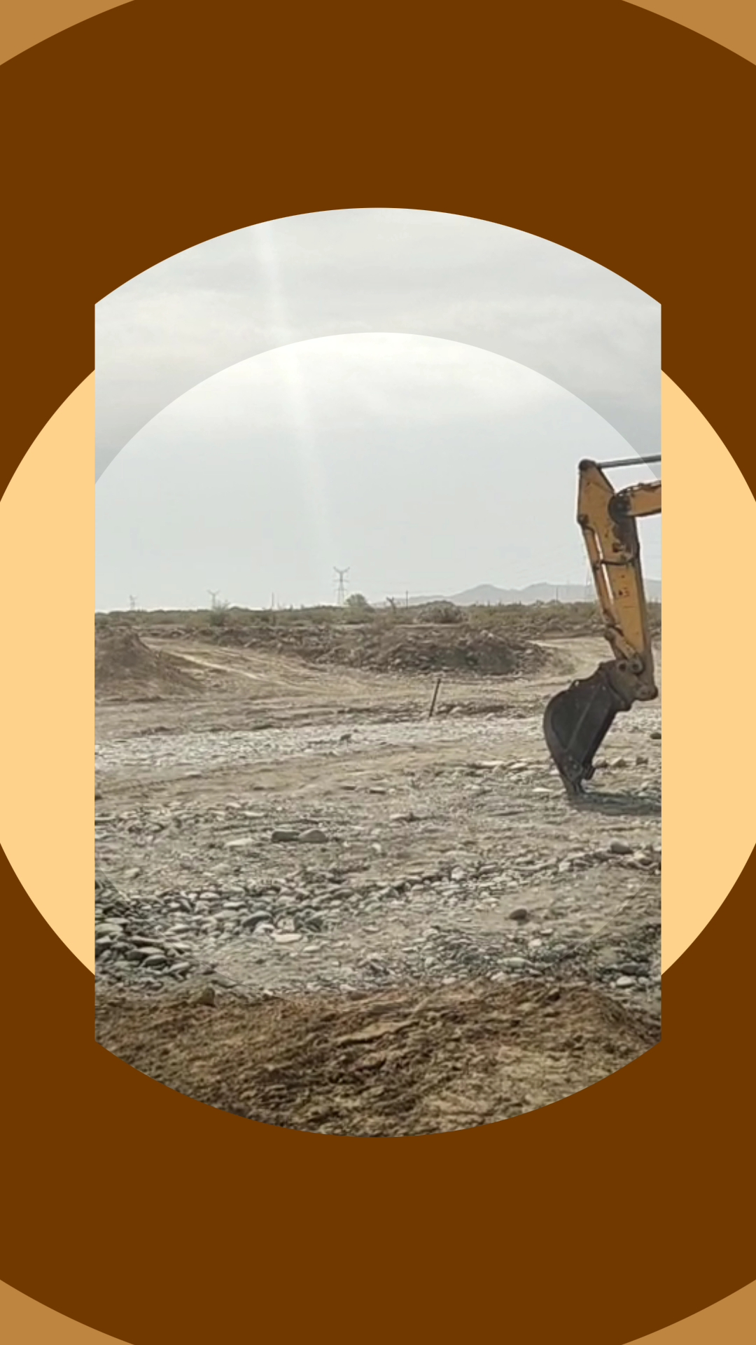 【铁甲视频】现代150与勤牛150轮挖的日常